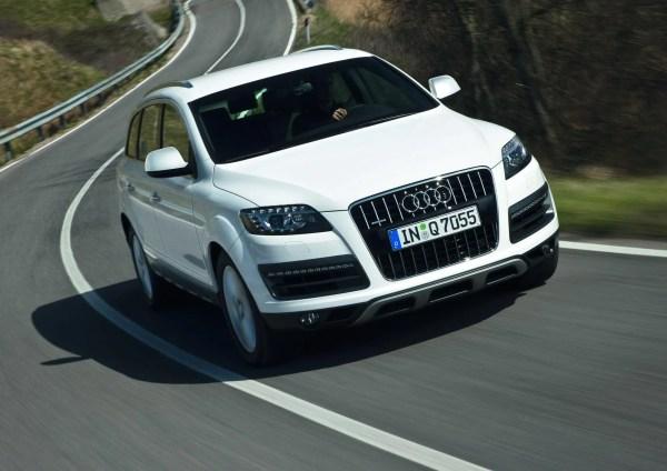 2010 Audi Q7 | Top Speed
