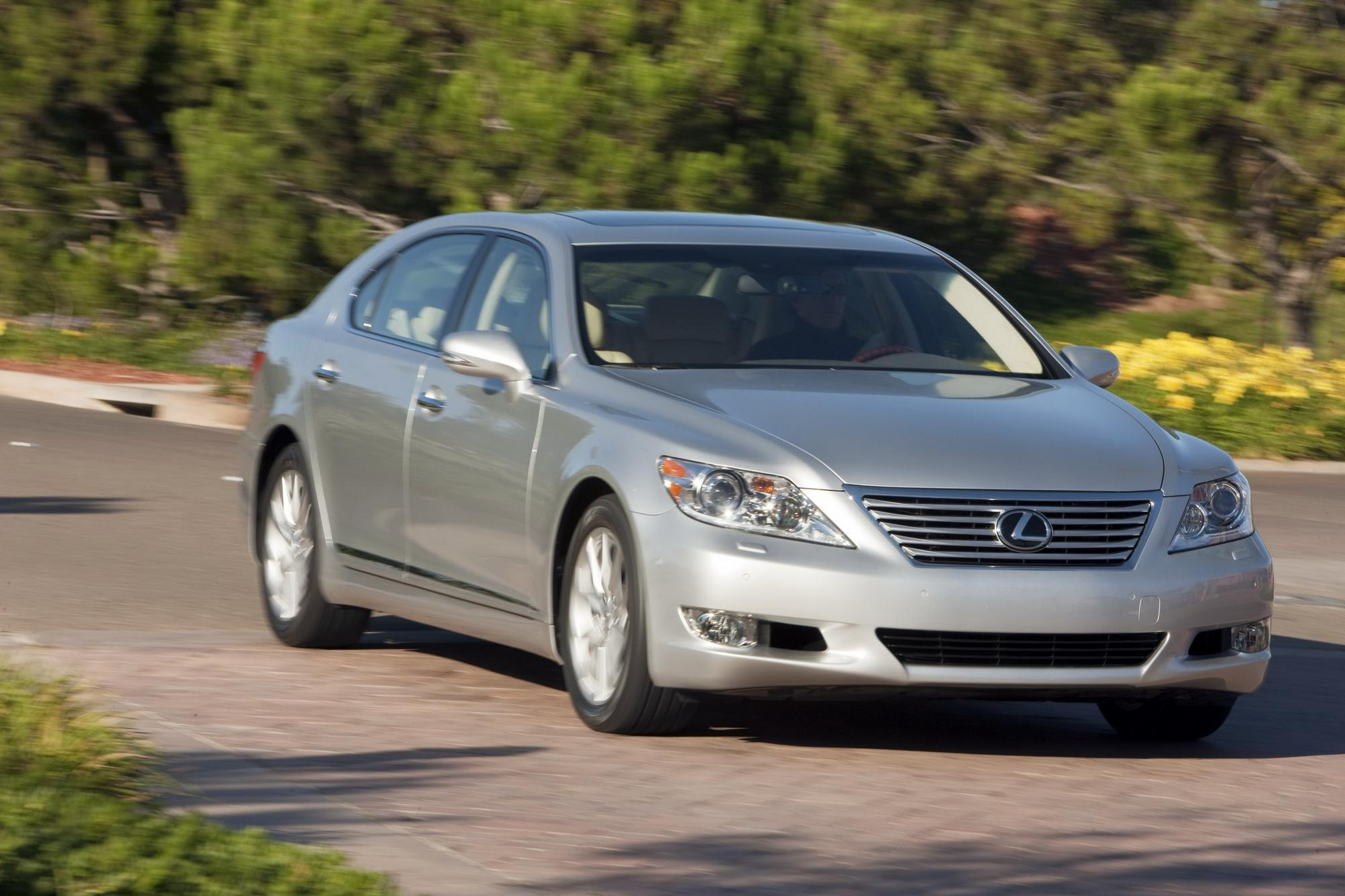 2011 Lexus LS 460 Touring Edition Review Top Speed