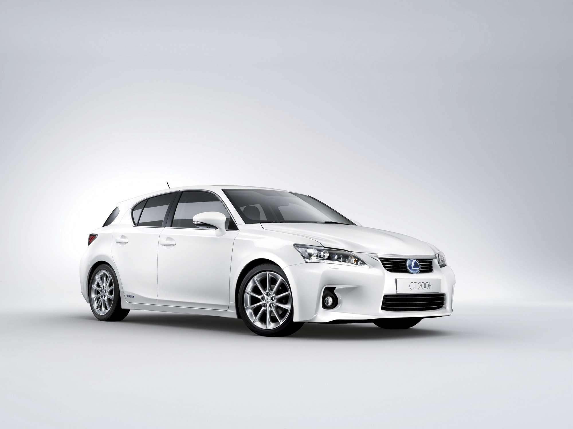 2011 Lexus CT 200h Review Top Speed