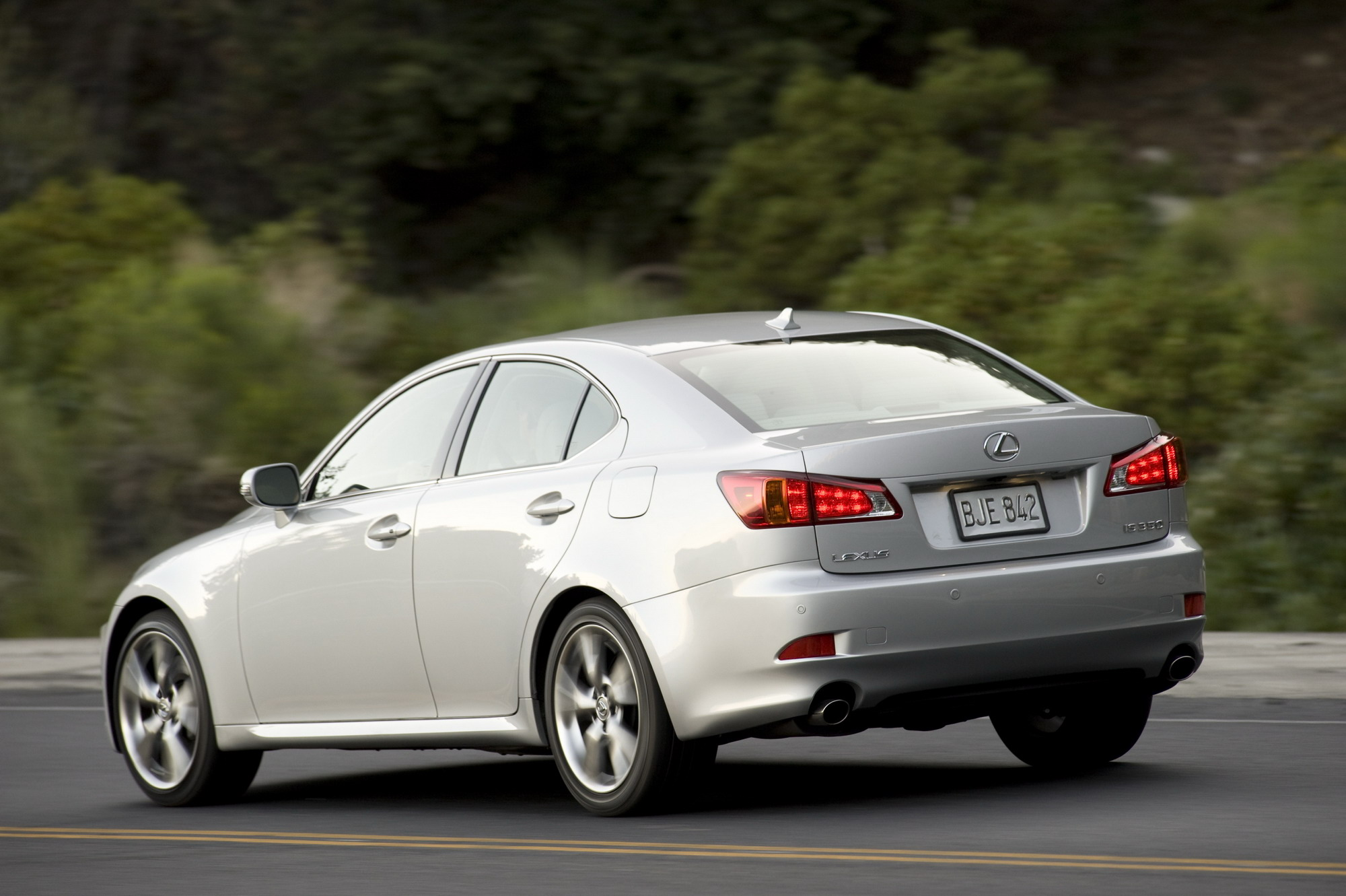 2010 Lexus IS Review Top Speed