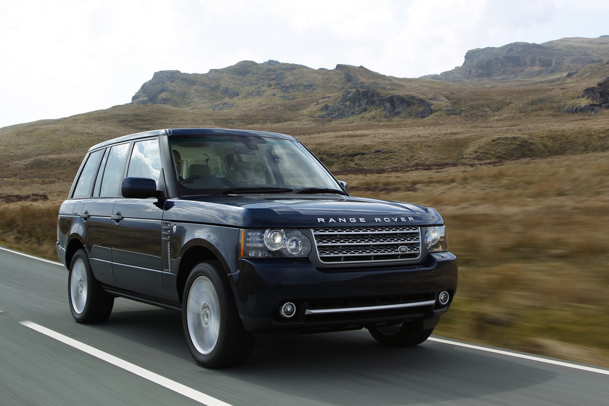 2012 Land Rover Range Rover Westminster Edition Review Top Speed