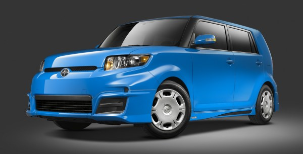 2011 Scion XB Release Series 8.0 | Top Speed