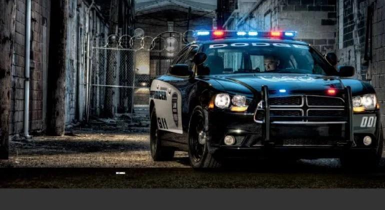 2011 Dodge Charger Enforcer Top Speed