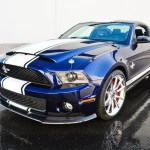 2012 Ford Shelby Gt500 Super Snake Top Speed