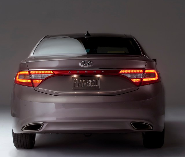 Hyundai Azera Top Speed