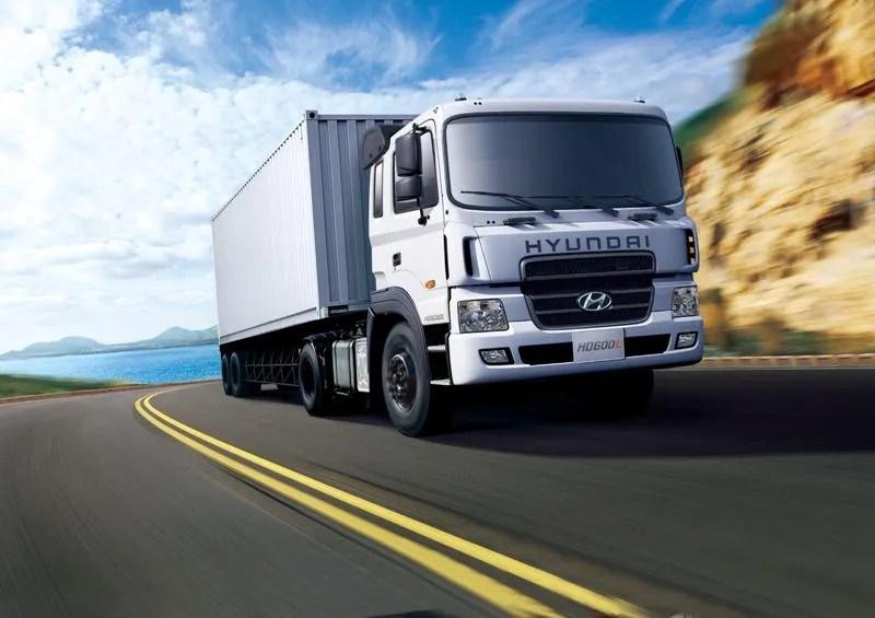 2006 Hyundai HD Series Review Top Speed