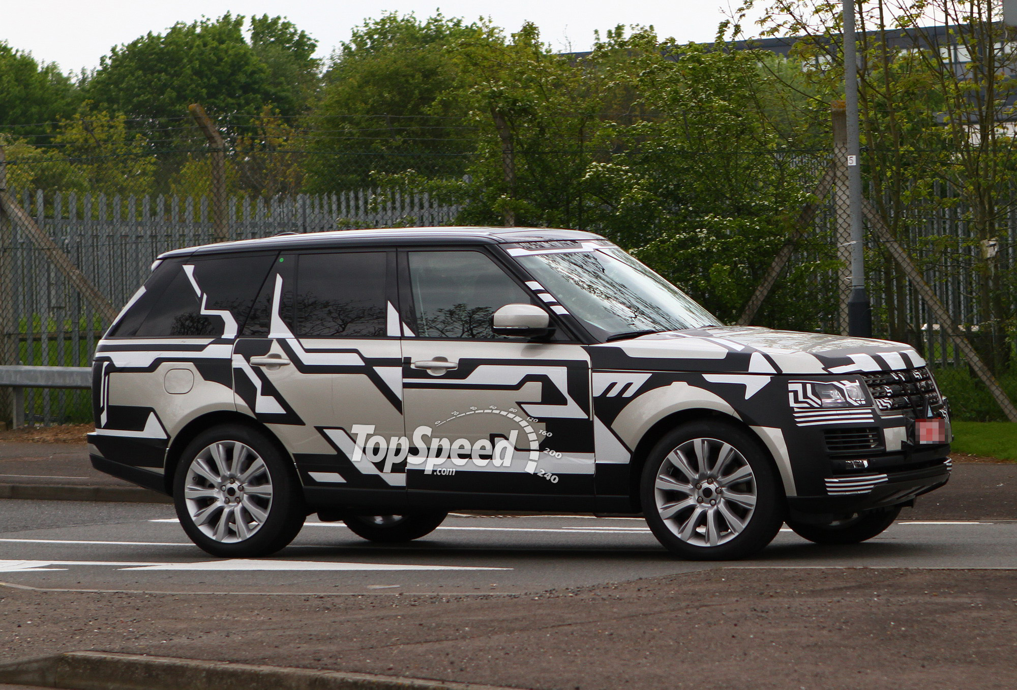 2013 2015 Land Rover Range Rover Review Top Speed