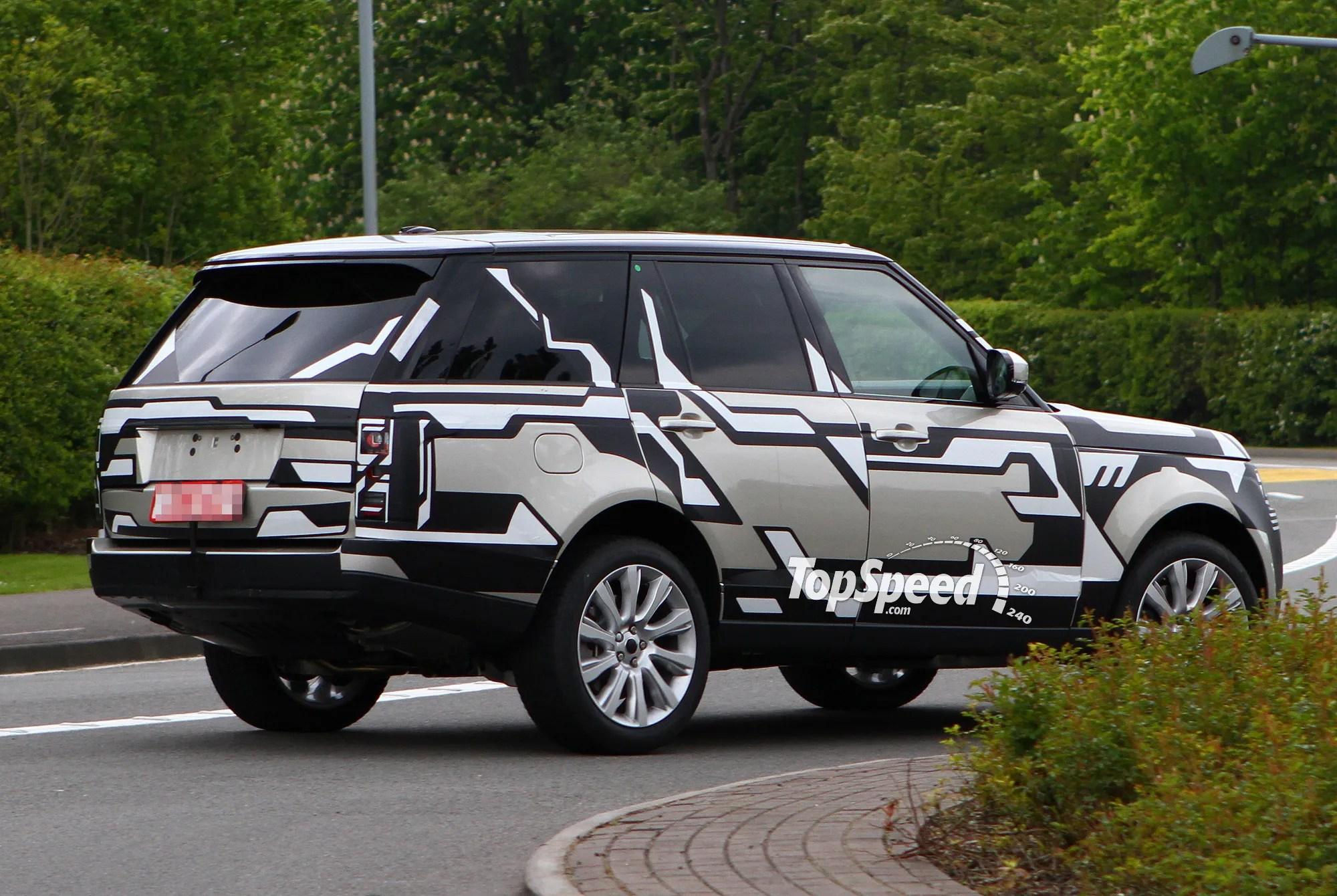 2013 Range Rover Santoniri Black RS 600 Kahn Cosworth By Kahn