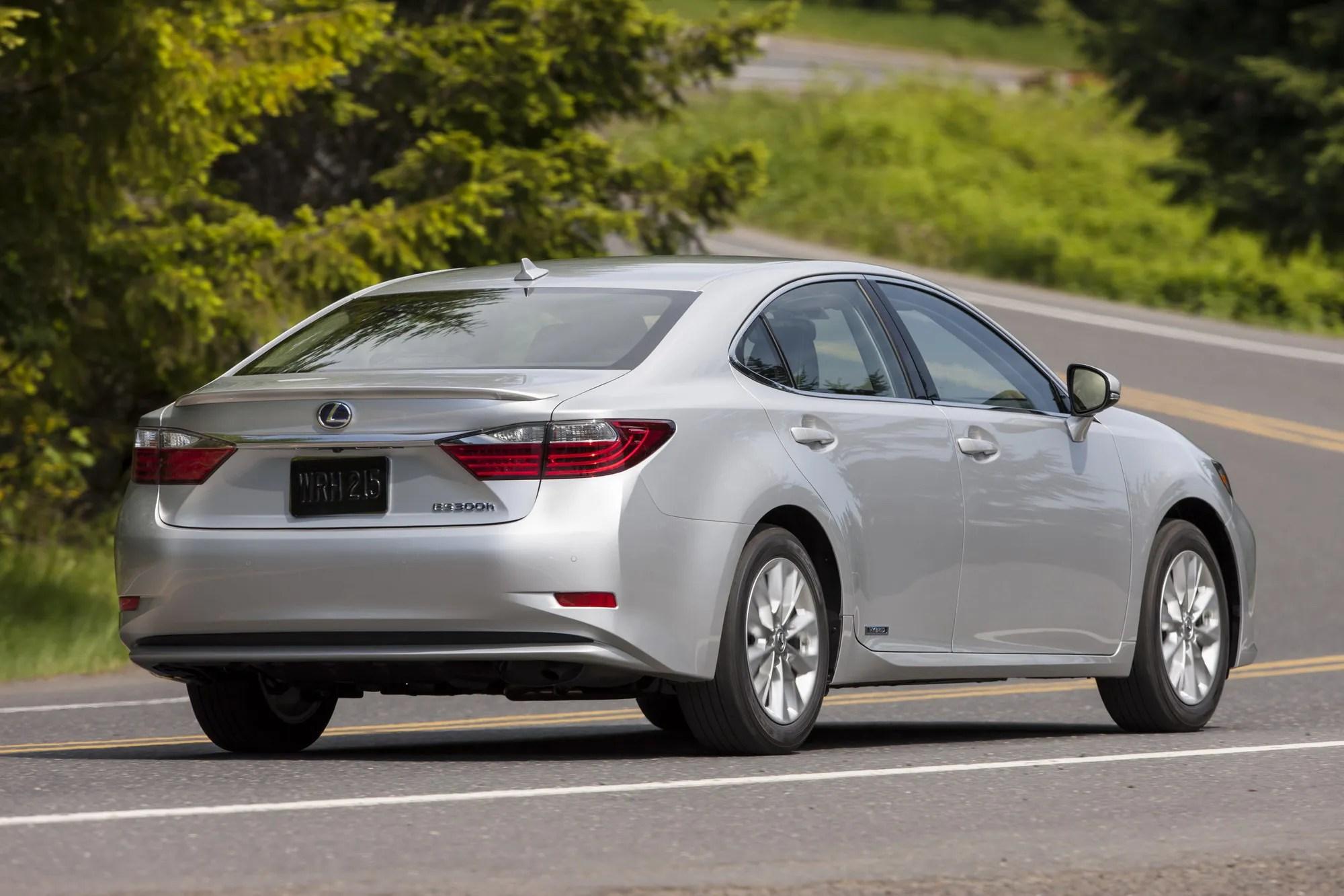 2013 2014 Lexus ES 300h Review Top Speed