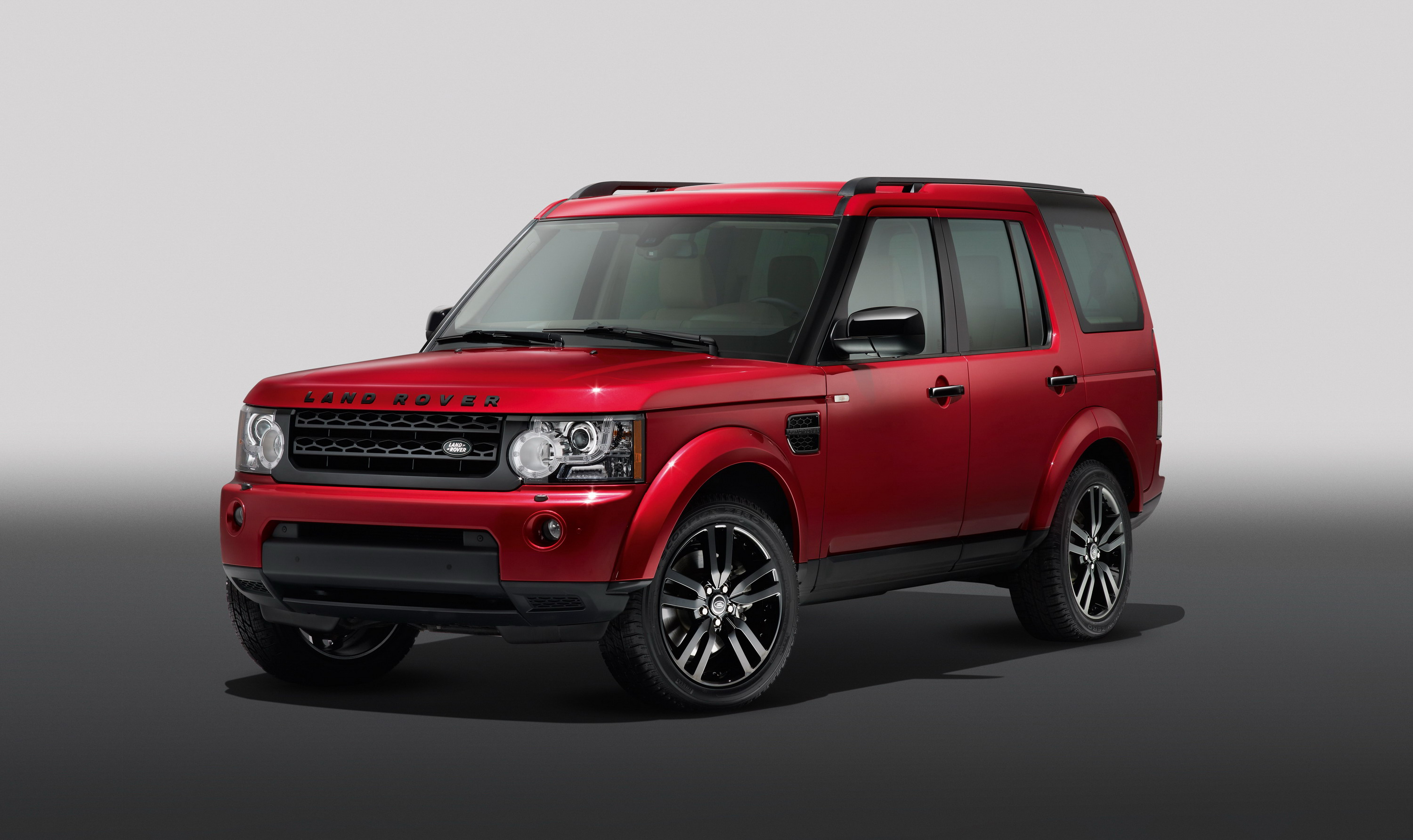 2013 Land Rover Discovery 4 Black Design Packs Review Gallery