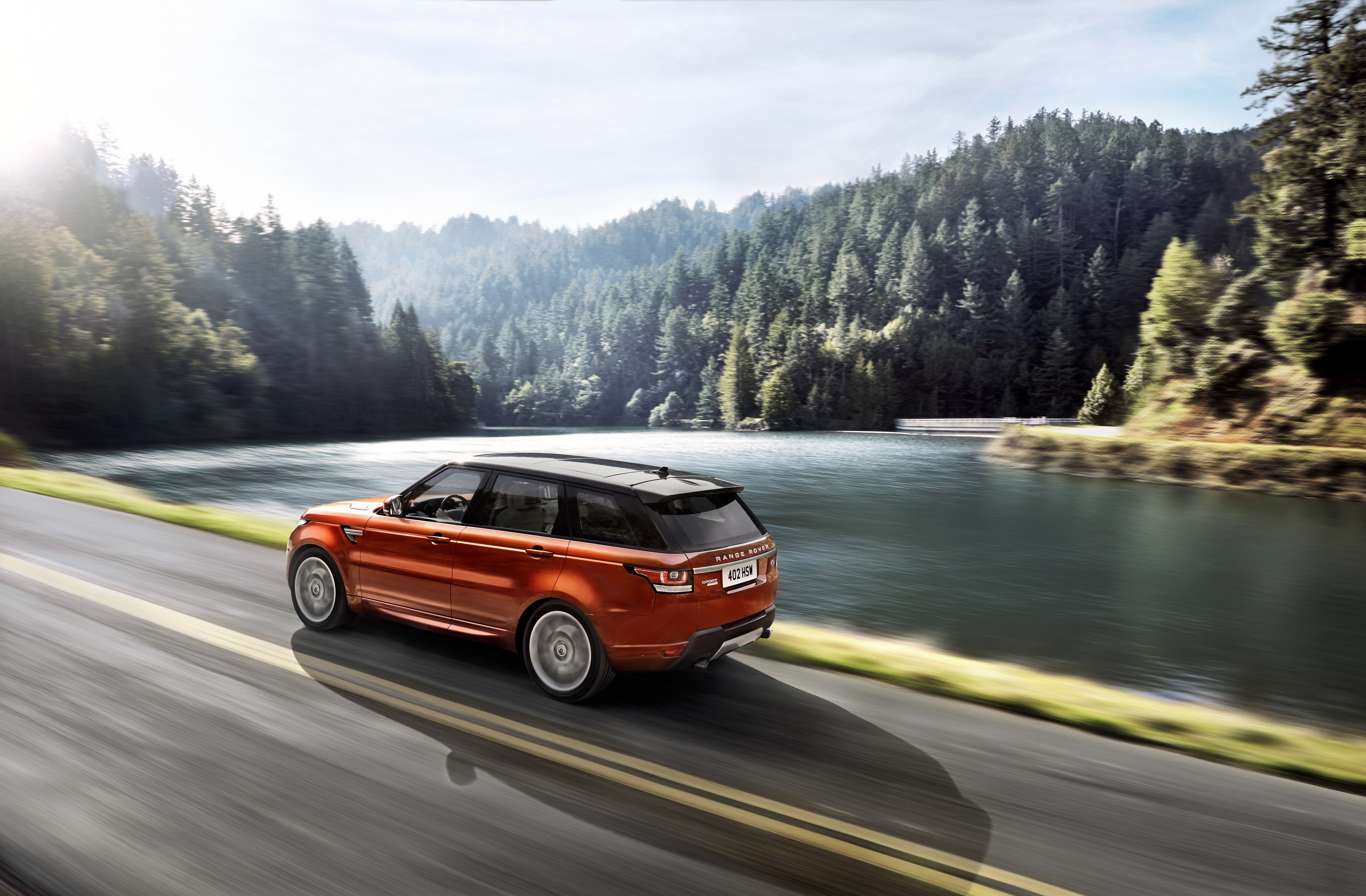 2014 Land Rover Range Rover Sport Review Top Speed