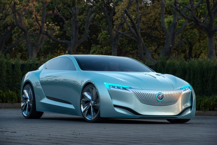 2013 buick riviera concept | top speed