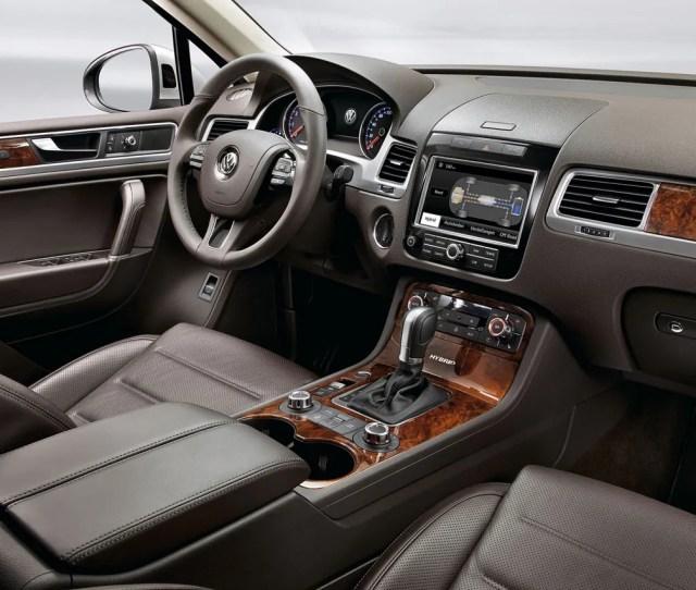 Volkswagen Touareg Top Speed