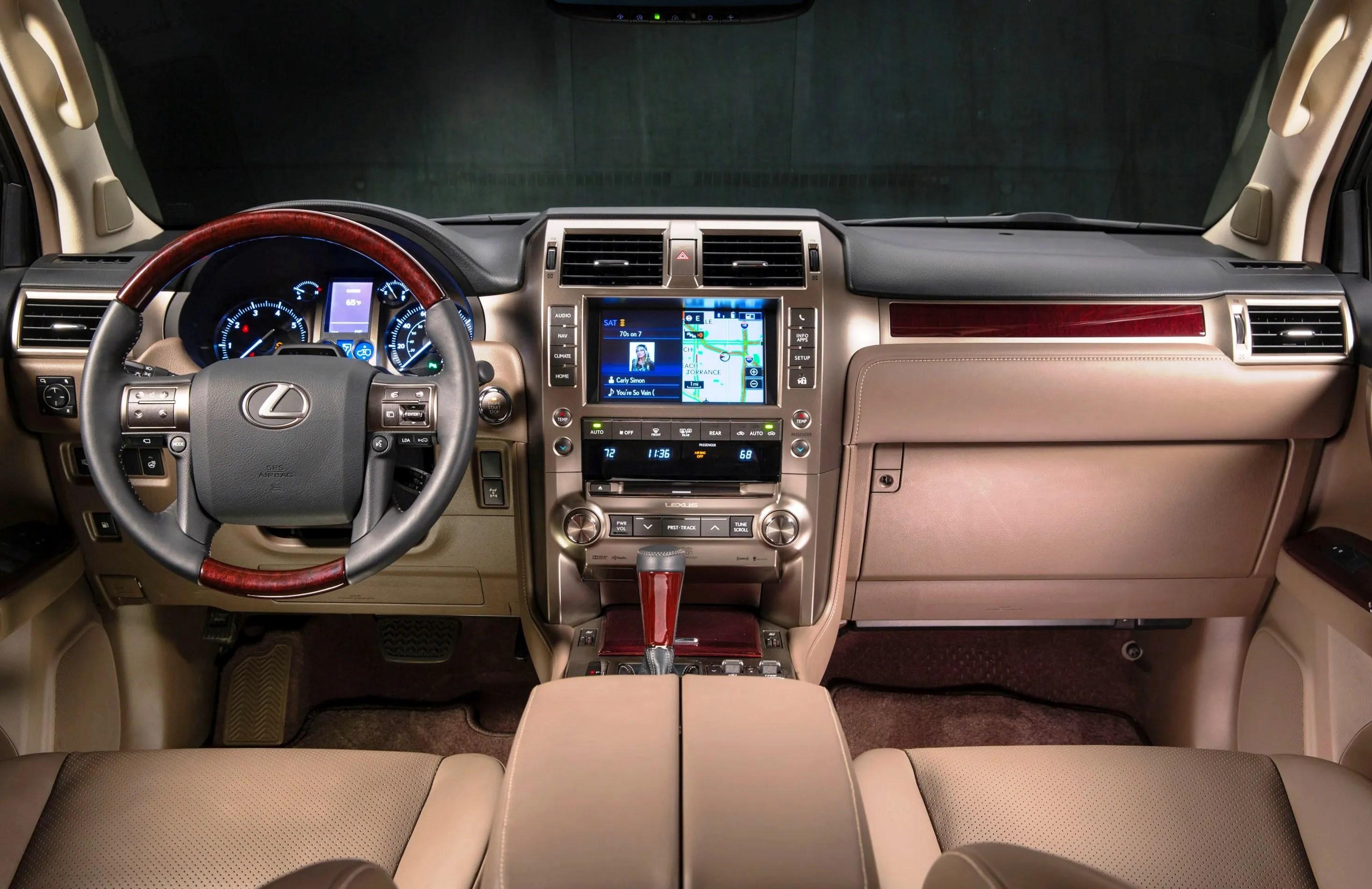 2014 Lexus GX 460 Review Top Speed