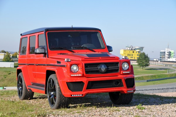 2013 Mercedes-Benz G63 AMG By GSC Review - Top Speed
