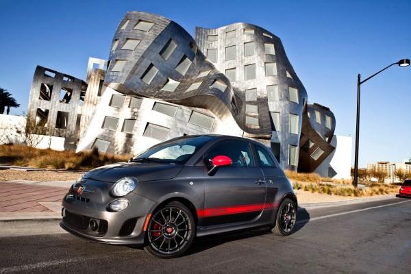 2015 Fiat 500 Abarth Top Speed