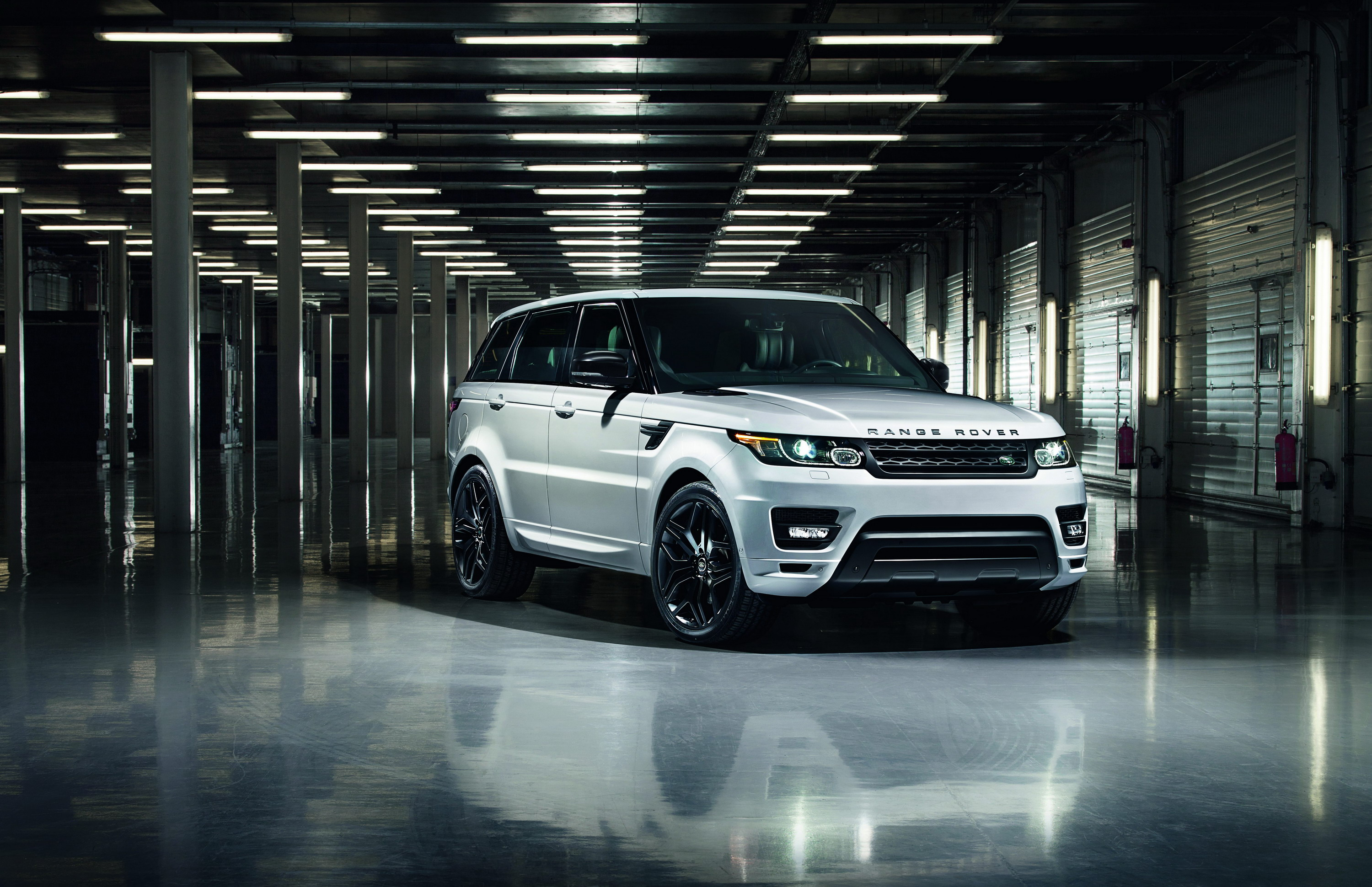 2014 Land Rover Range Rover Sport Stealth Pack Review Gallery