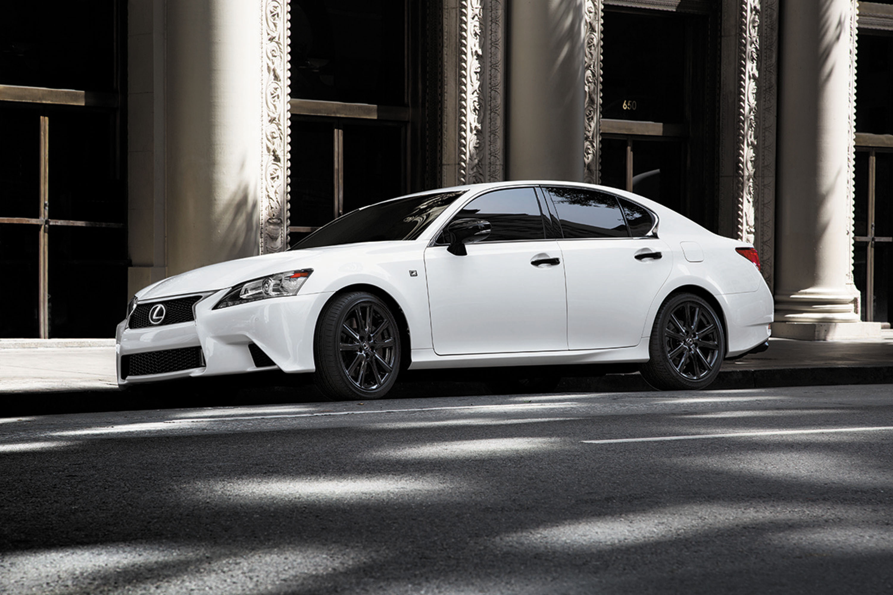 2015 Lexus GS Crafted Line Edition Review Top Speed
