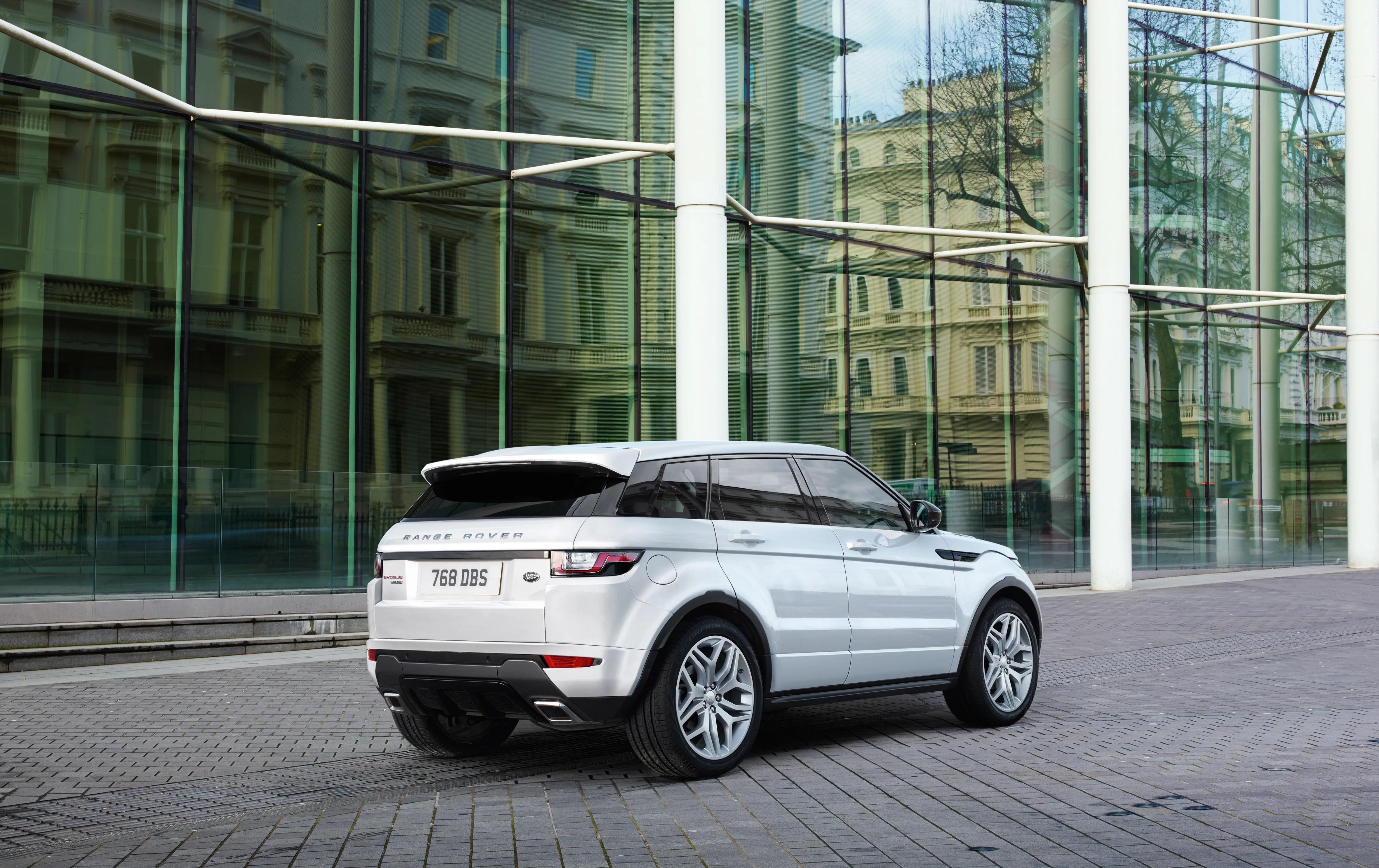 2016 Land Rover Range Rover Evoque Review Top Speed