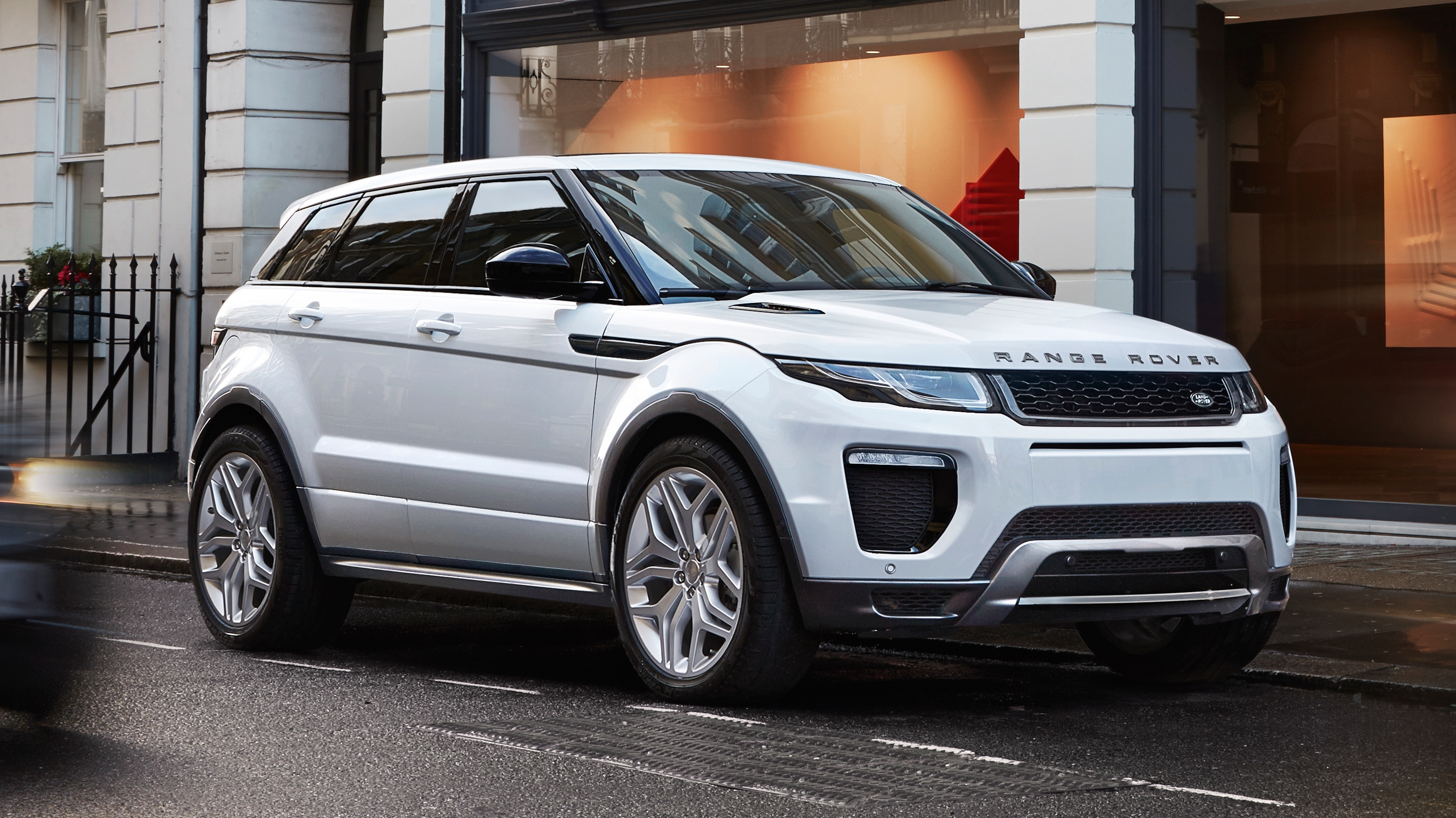 2017 Land Rover Range Rover Evoque Plus Review Gallery Top Speed