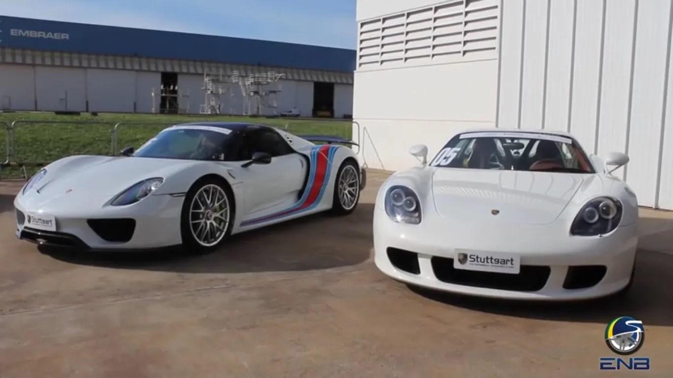 Carrera Gt Porsche Racing