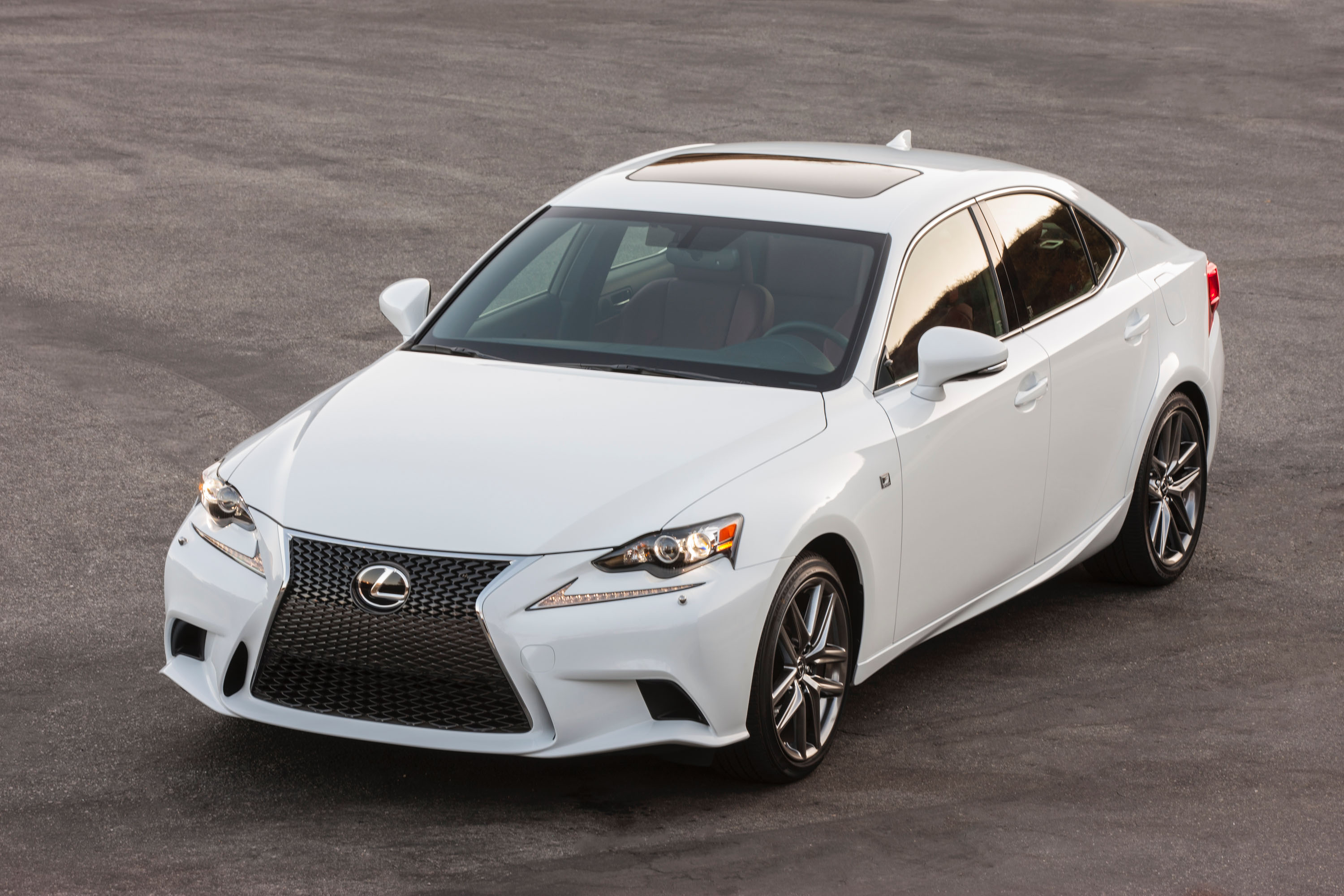 2014 2016 Lexus IS Review Top Speed
