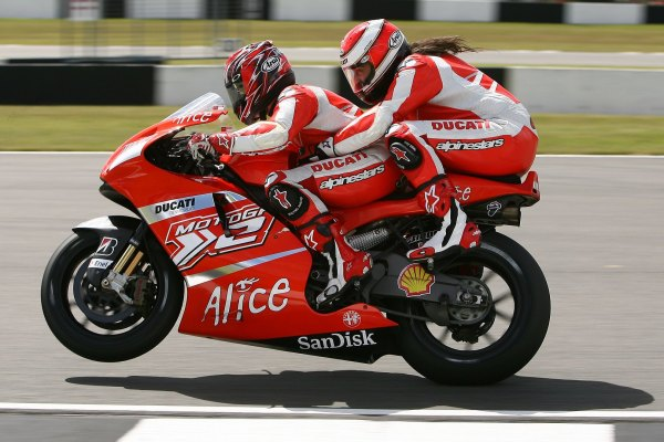 Riders For Health Offering Two-Seater Ducati Ride At ...