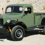 1946 Dodge Power Wagon Top Speed
