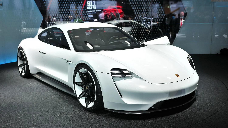 2015 Porsche Mission E Review Top Speed