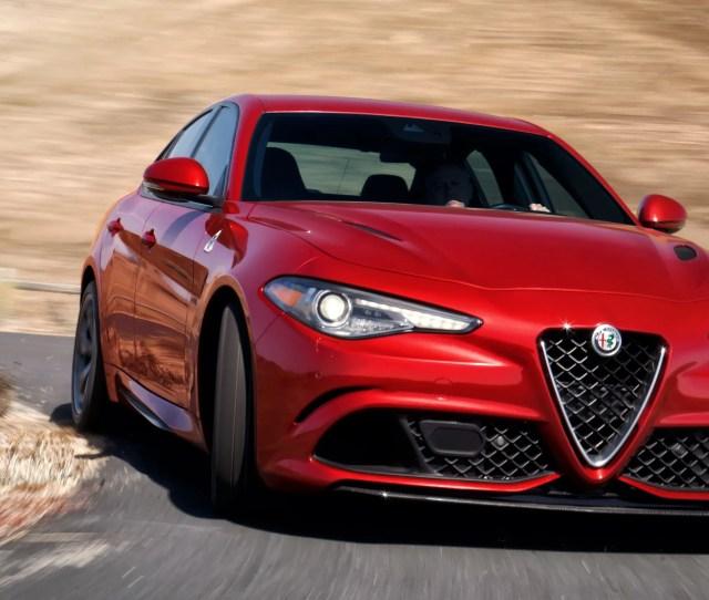 Alfa Romeo Giulia Coupe Top Speed