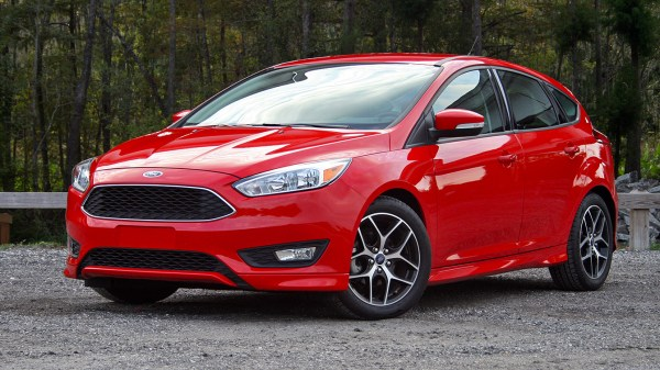 2015 Ford Focus Hatchback – Driven | Top Speed