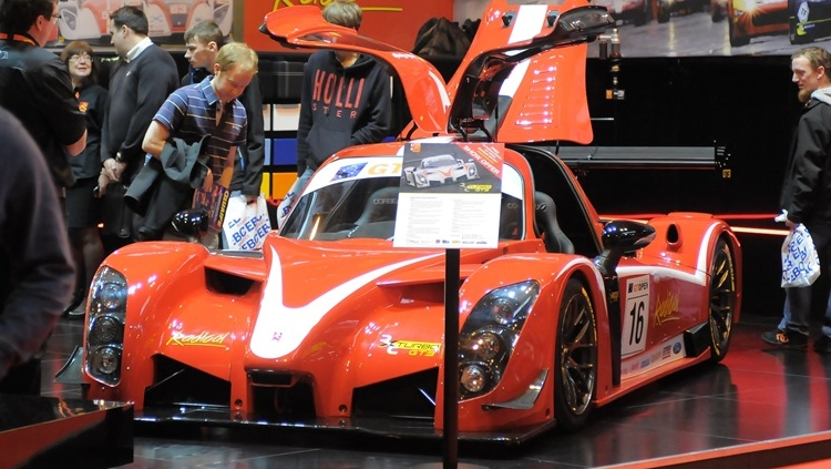 The car is an update to the. 2016 Radical RXC Turbo GT3   Top Speed