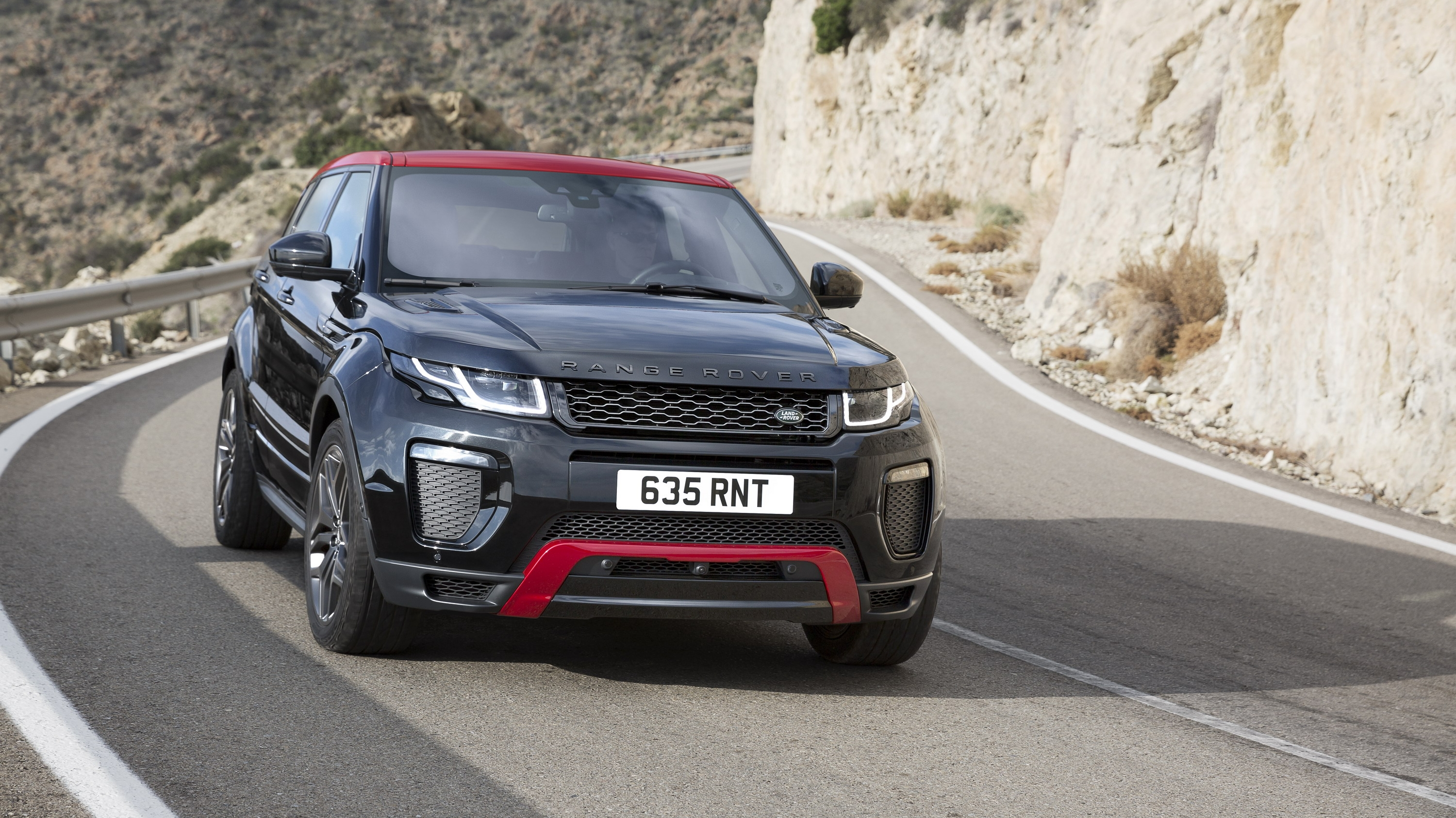 2017 Land Rover Range Rover Evoque Ember Limited Edition Review