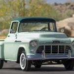 1956 Chevrolet 3100 Pickup Top Speed