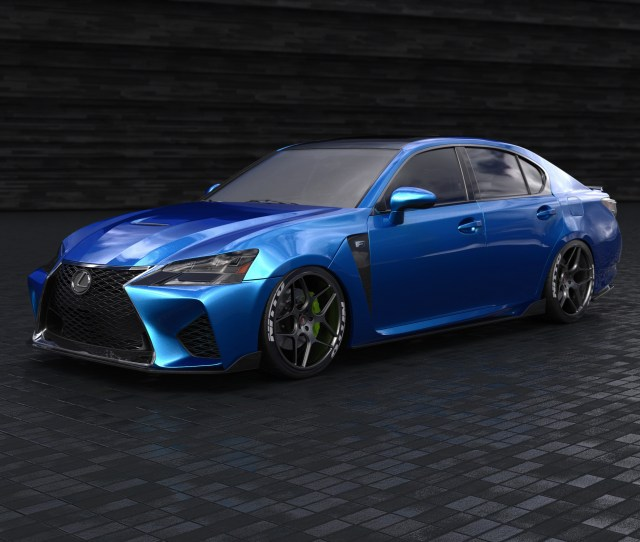 Lexus Gs F By Clark Ishihara Top Speed