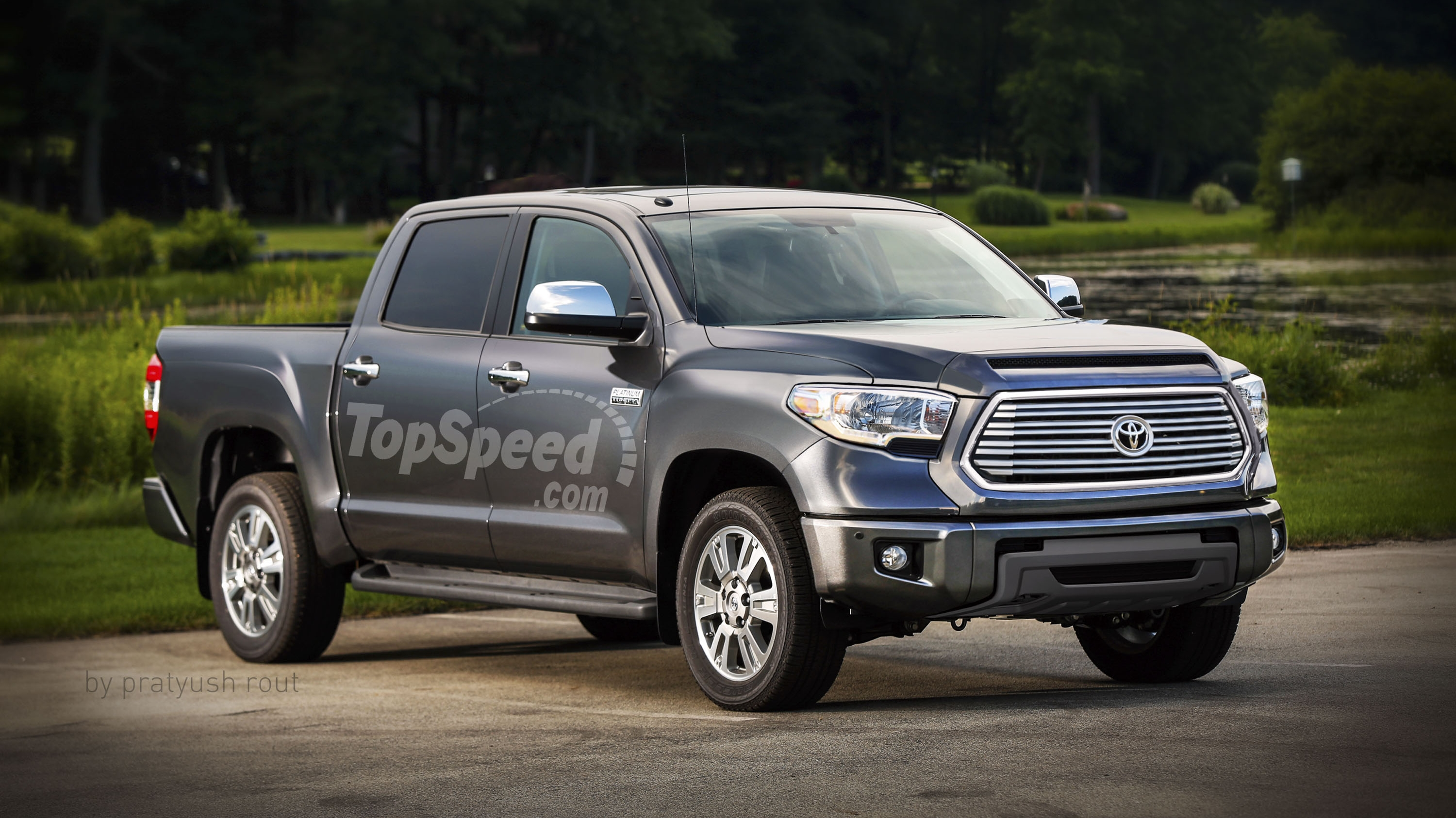 Toyota Tundra Lands In The Cross Hairs Overhaul Imminent