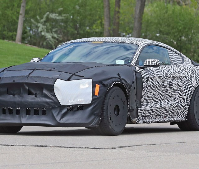 Revolution Starts With The 2020 Shelby Gt500 9 Facts On How Ford Uses 3d Printers Top Speed