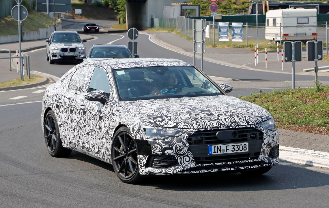 2019 audi s6 review - top speed