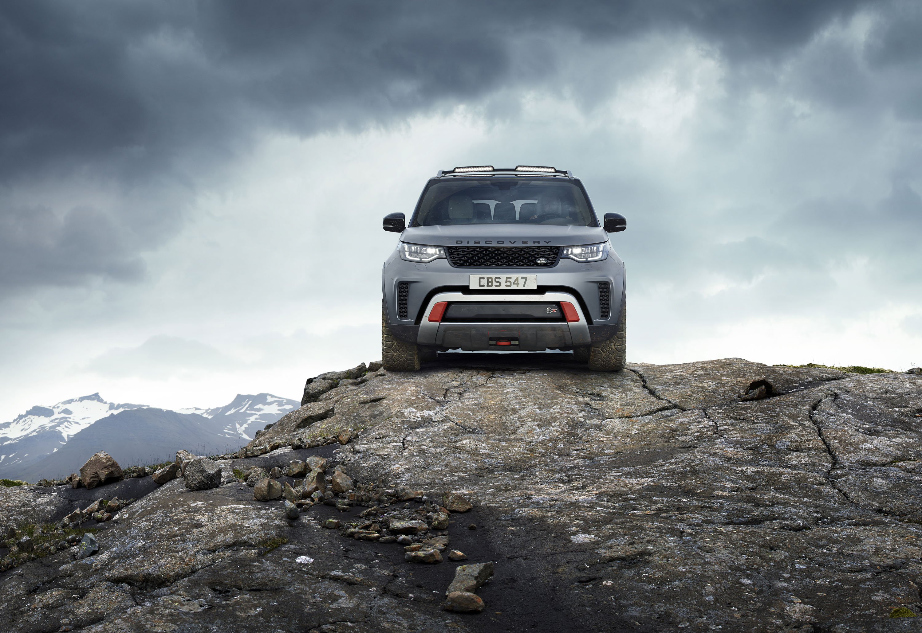 Jaguar Land Rover s SVO Unit es Through Its Word With The