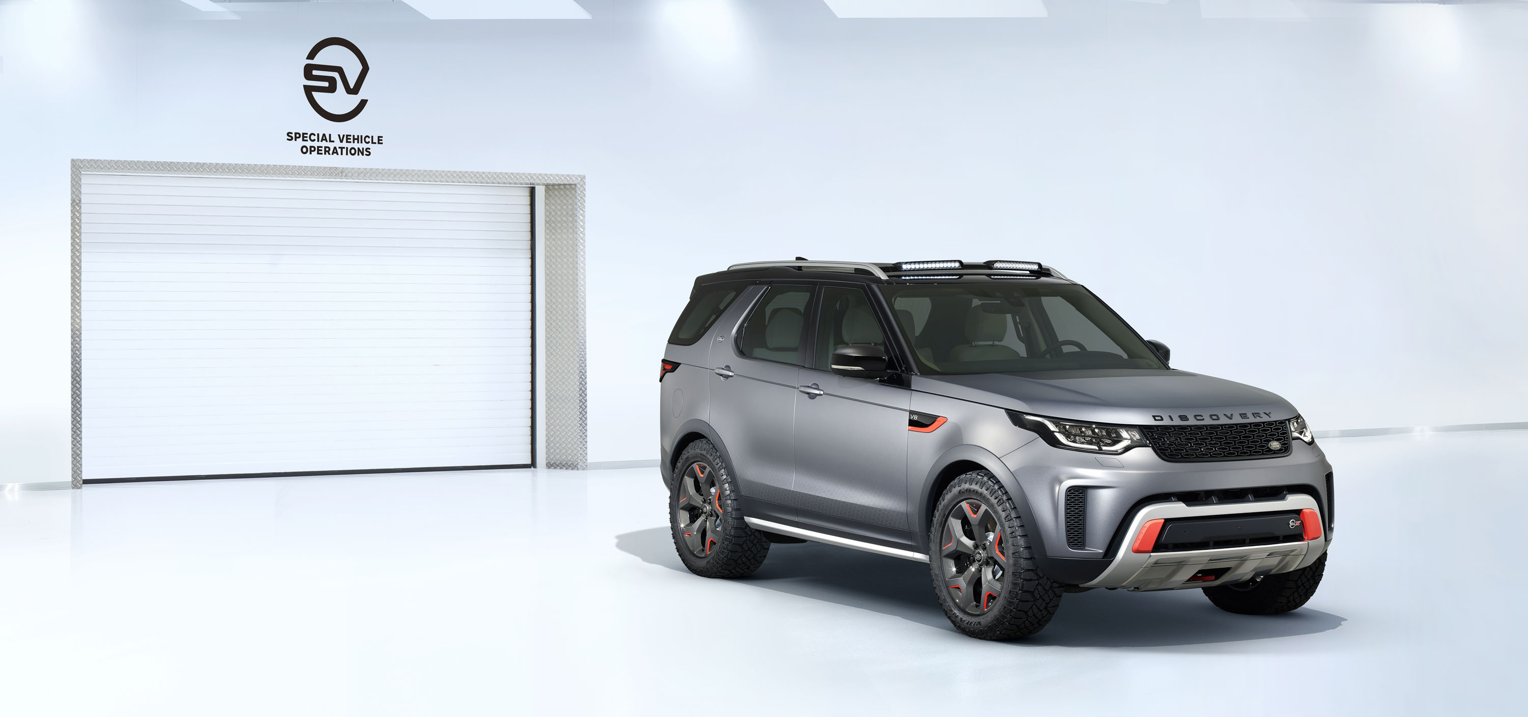 2018 Land Rover Discovery SVX Review Top Speed