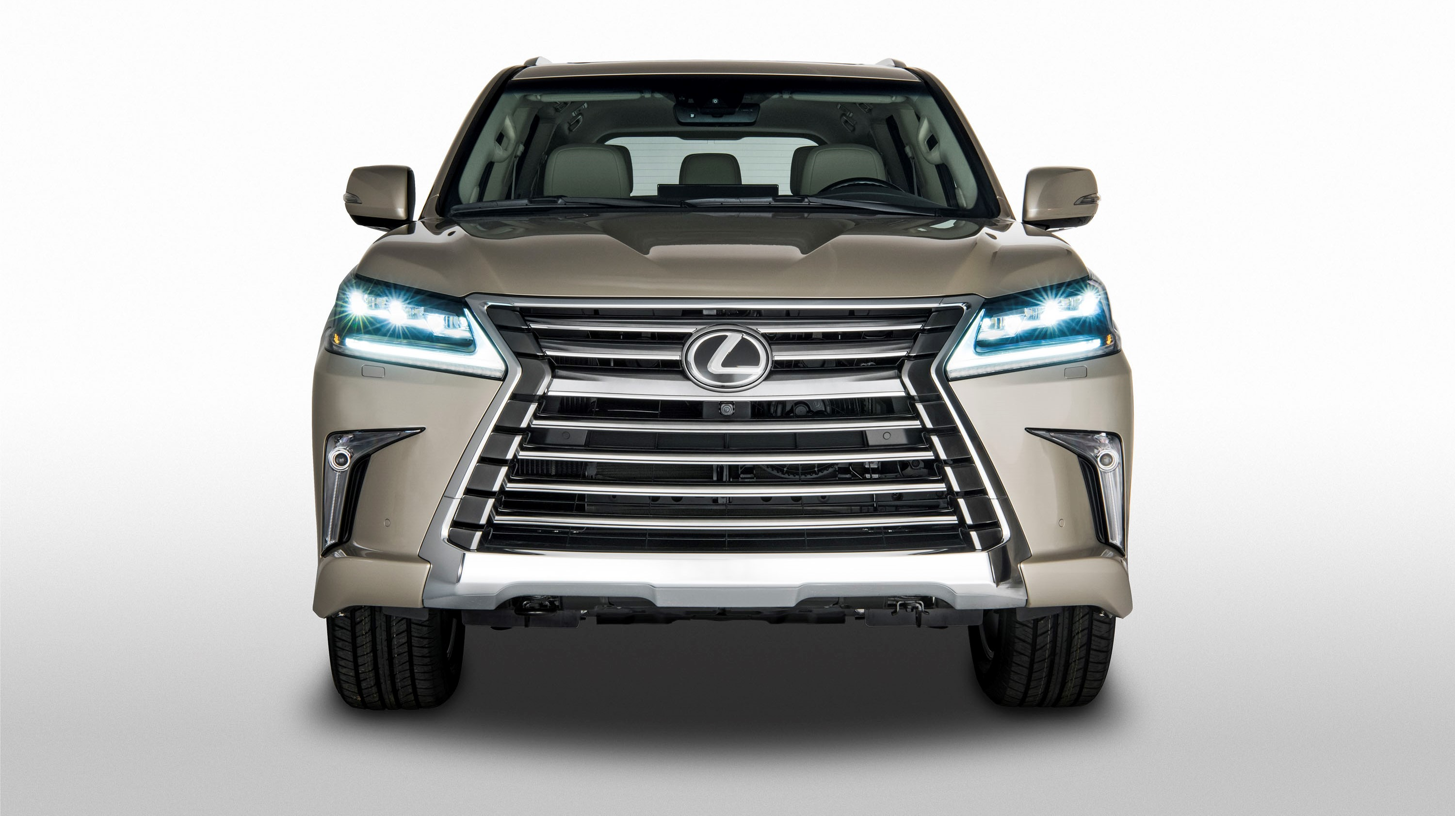2018 Lexus LX Two Row ly Available In e Trim Limited Options