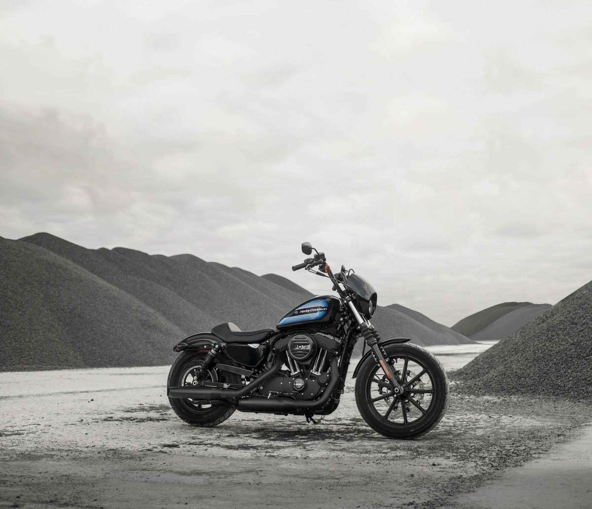 2018 Harley Davidson Iron 1200 Top Speed
