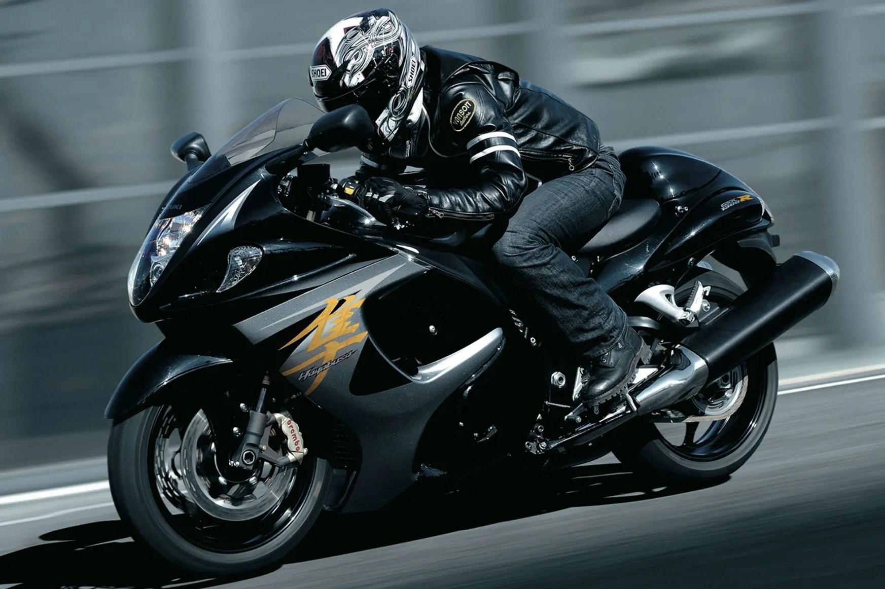 Suzuki Motorcycles In Future Might Have Semi automatic
