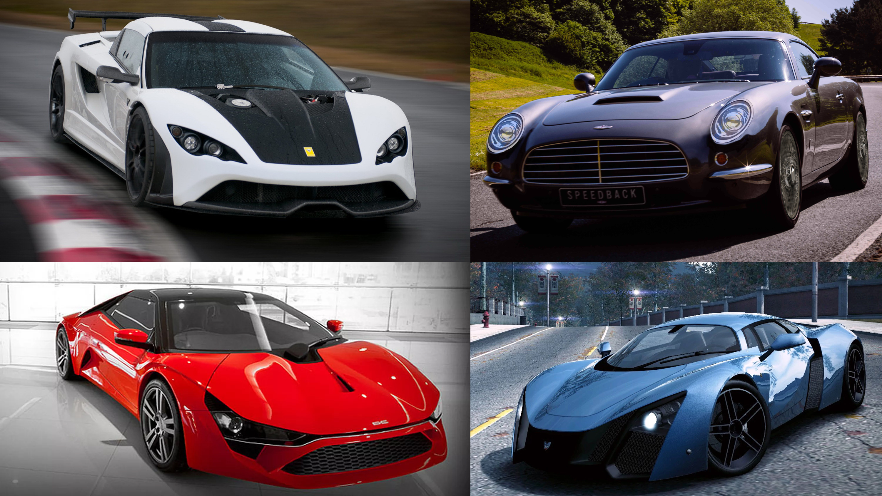 5 Modern Sports Cars Youve Probably Never Heard Of Top