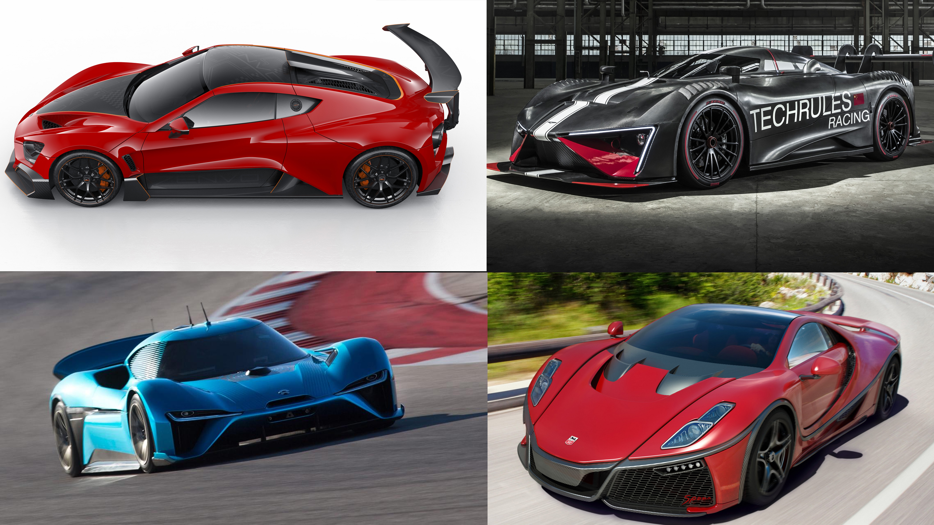 5 Modern Supercars Youve Probably Never Heard Of Top Speed