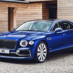 2020 Bentley Flying Spur First Edition Top Speed