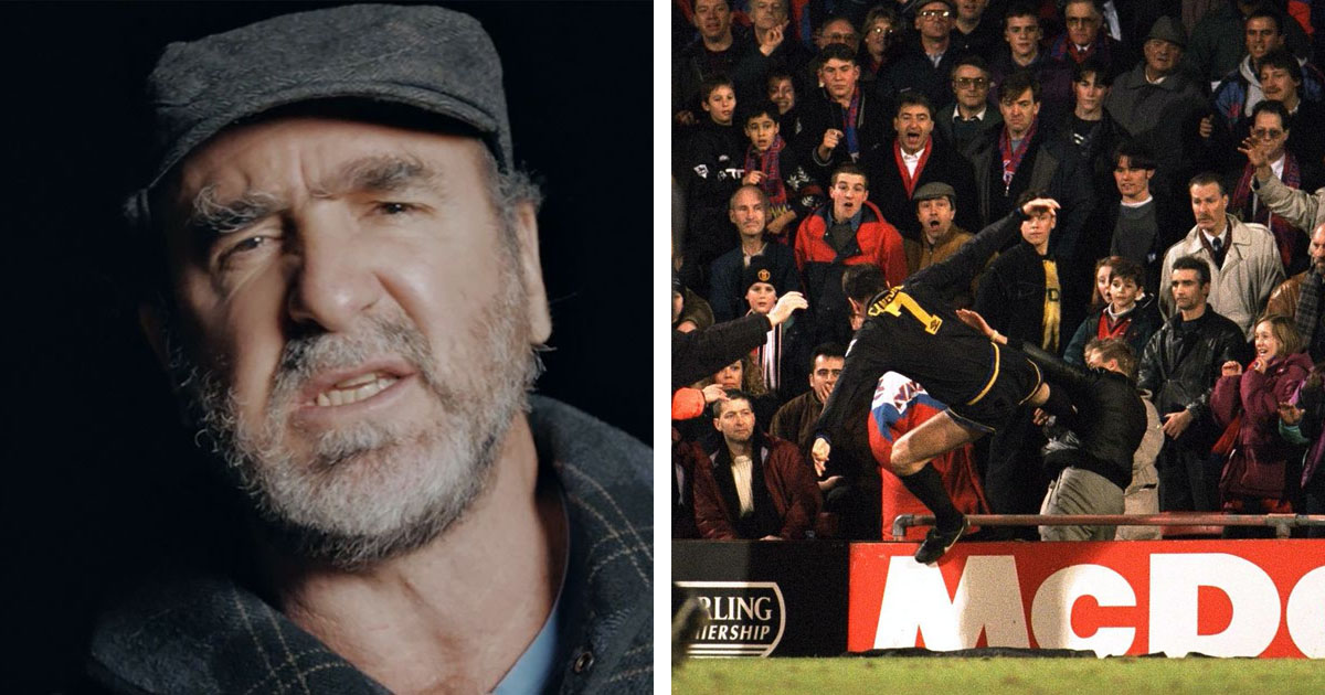 Free uk shipping on orders over £20. I Have One Regret I Would Ve Loved To Have Kicked Him Even Harder Eric Cantona