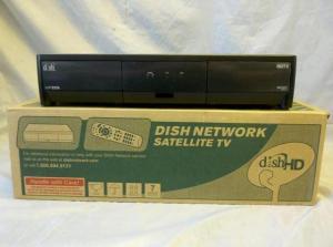 Dish Network VIP 222K Dual Tuner HDTV Satellite Receiver Dishhome Interactive TV | eBay