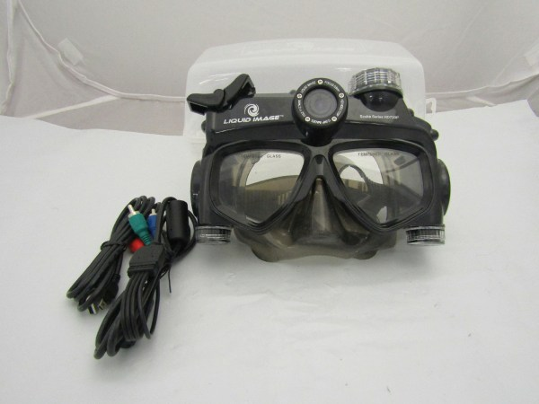 Liquid Image Scuba Series HD318 Camera/Video Waterproof ...