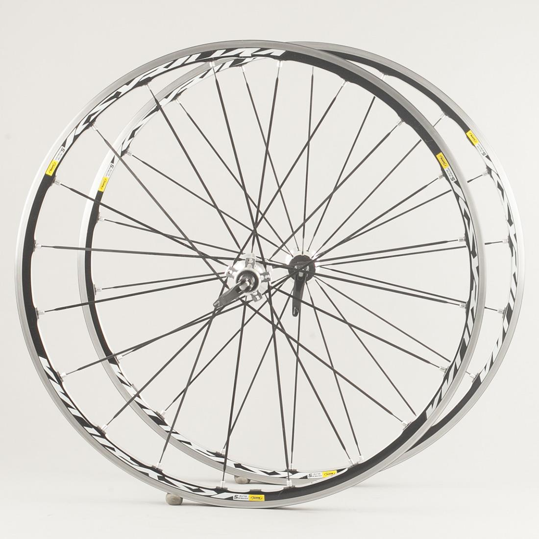 Mavic Ksyrium Elite S Clincher Road 700c Wheelset 11